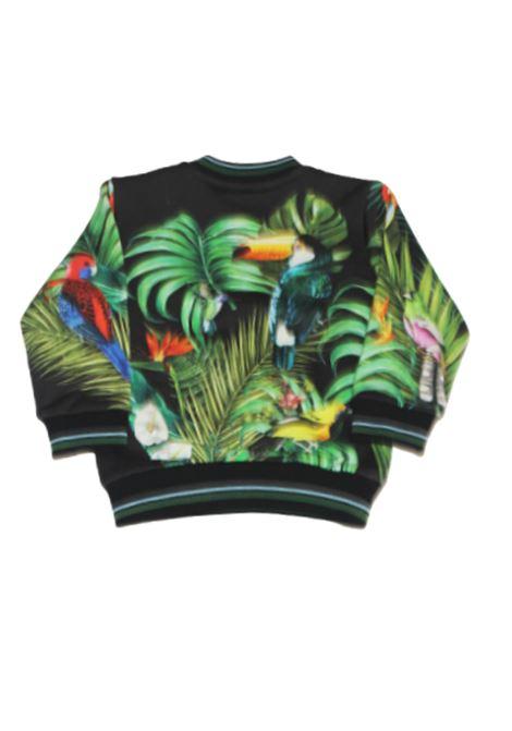 DOLCE & GABBANA | sweatshirt | L1JW0KG7WGFHN1MHNERO FANTASDIA