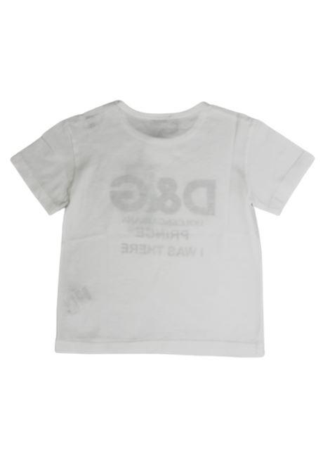 DOLCE & GABBANA | T-shirt | L4JT5JG7LLDHWE40BIANCO