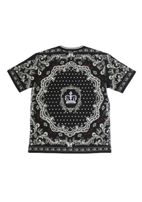 DOLCE & GABBANA | T-shirt | L4JT9AG7VGNHN63CNERO FANTASIA