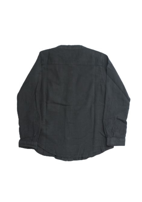 DONDUP   shirt   BC077GRIGIO
