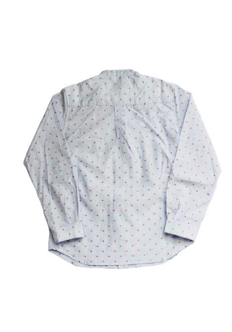 DONDUP   shirt   BC083BDCELESTE