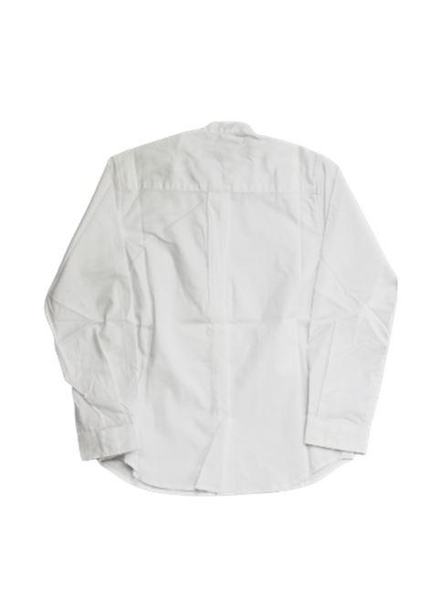 DONDUP   shirt   BC083BIANCO