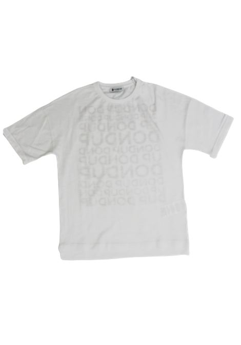 T-shirt Dondup DONDUP | T-shirt | BS138BIANCO