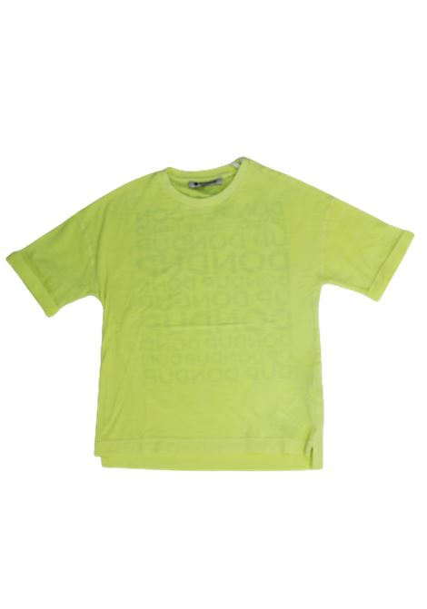 T-shirt Dondup DONDUP | T-shirt | BS138GIALLO