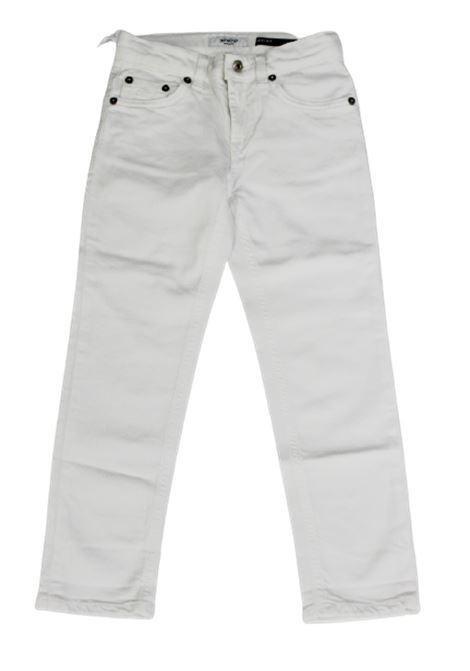 Pantalone Dondup DONDUP | Pantalone | BSE027BBIANCO