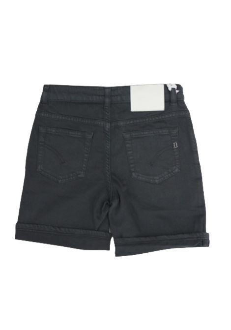 DONDUP   Bermuda pants    BSE027BPTD992GRIGIO
