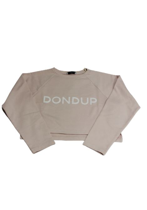 DONDUP | sweatshirt | DON266ROSA