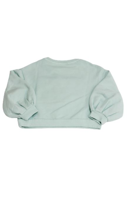 DONDUP | sweatshirt | DON267VERDE ACQUA