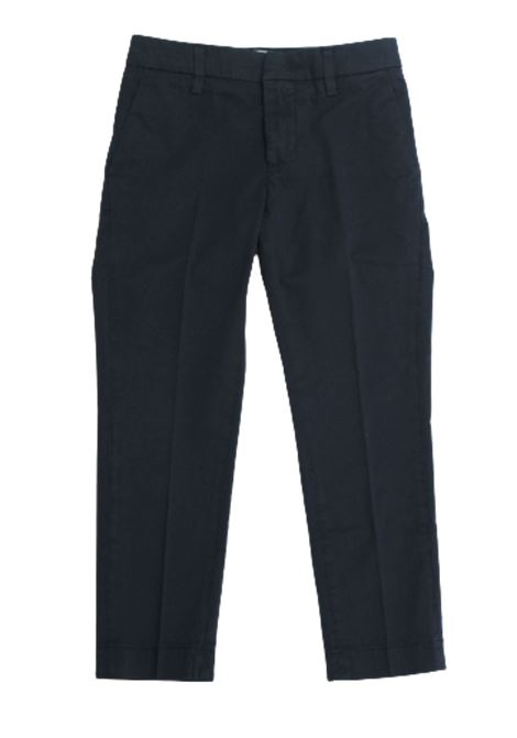 DONDUP | trousers | DON286BLU