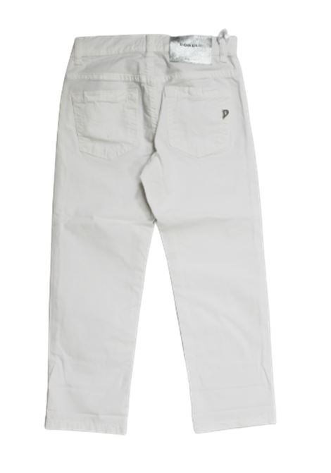 DONDUP | trousers | DON288BIANCO
