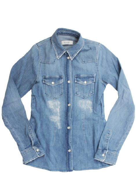 DONDUP | shirt | DS0278GAL8JEANS