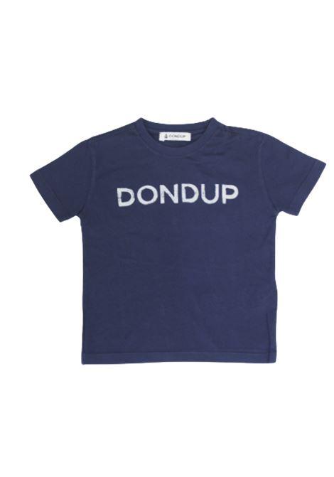 DONDUP   T-shirt   JY004BBLU