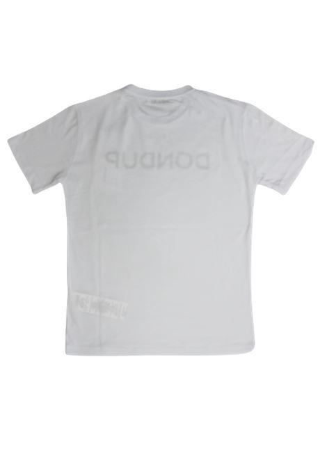 T-shirt Dondup DONDUP   T-shirt   JY004Bbianco
