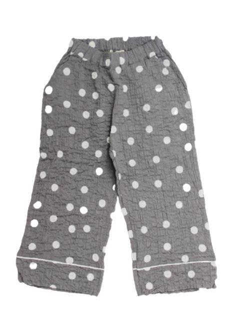 Pantalone Dou Dou DOUDOU | Pantalone | PA08GRIGIO