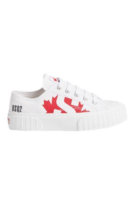DSQUARED2 | Sneakers | 2630STRIPEBIANCA