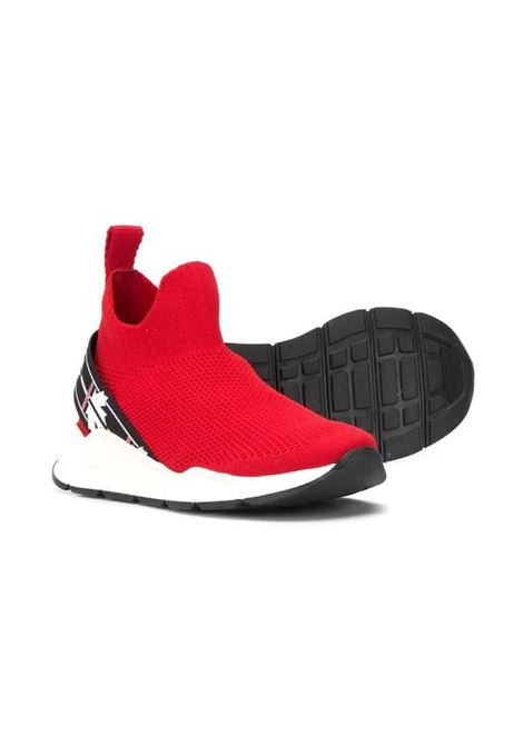 DSQUARED2 | Sneakers | 63414ROSSA