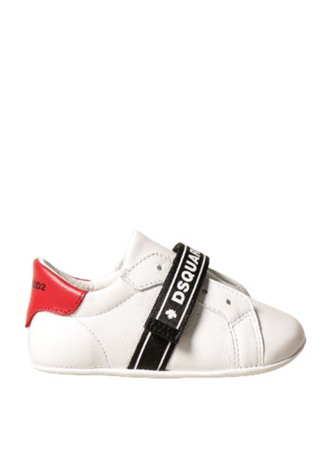 DSQUARED2 | Sneakers | 66952BIANCA