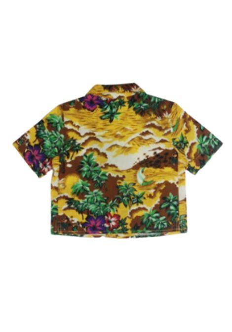Camicia Dsquared2 DSQUARED2 | Camicia | DQ03AWGIALLO FANTASIA