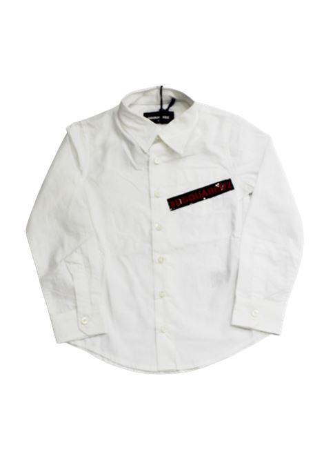 Camicia Dsquared2 DSQUARED2 | Camicia | DQ03W1BIANCO