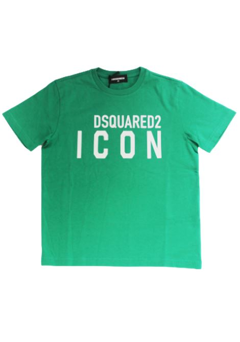 DSQUARED2 | T-shirt | DQ04EVVERDE