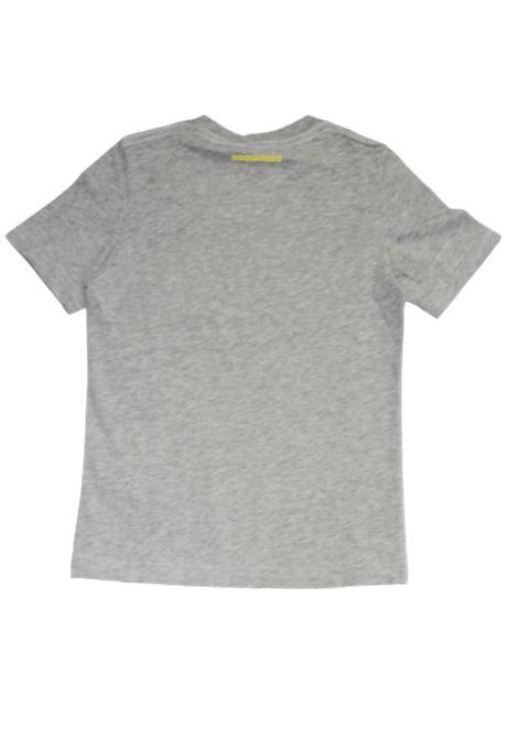 T-shirt Dsquared2 DSQUARED2 | T-shirt | DSQ109GRIGIO