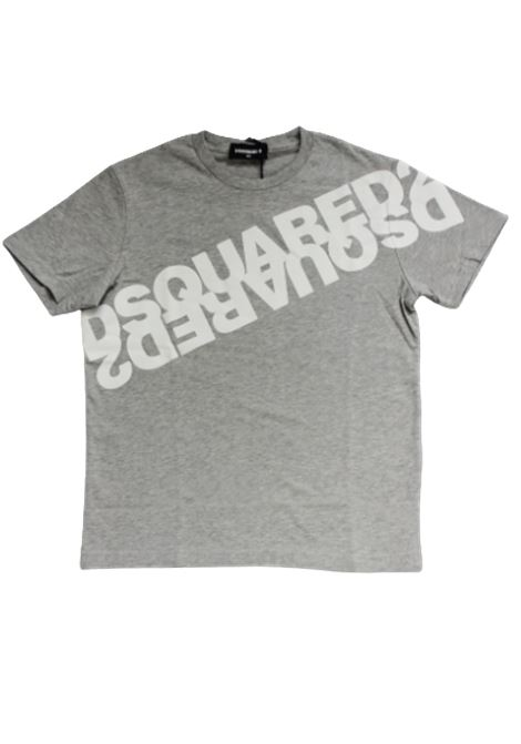 DSQUARED2 | T-shirt | DSQ212GRIGIO