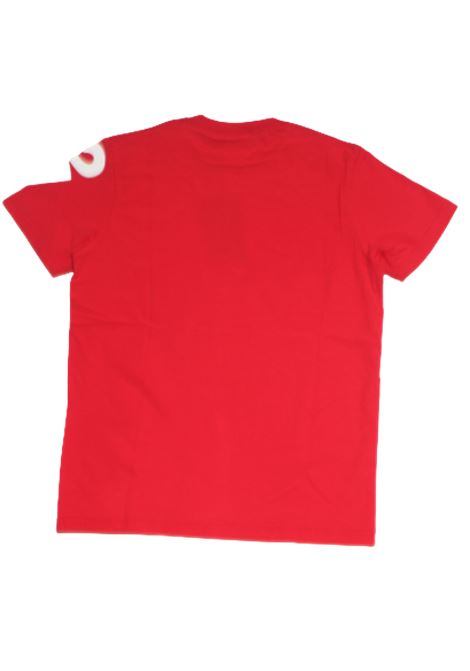 T-shirt Dsquared2 DSQUARED2 | T-shirt | DSQ212ROSSO