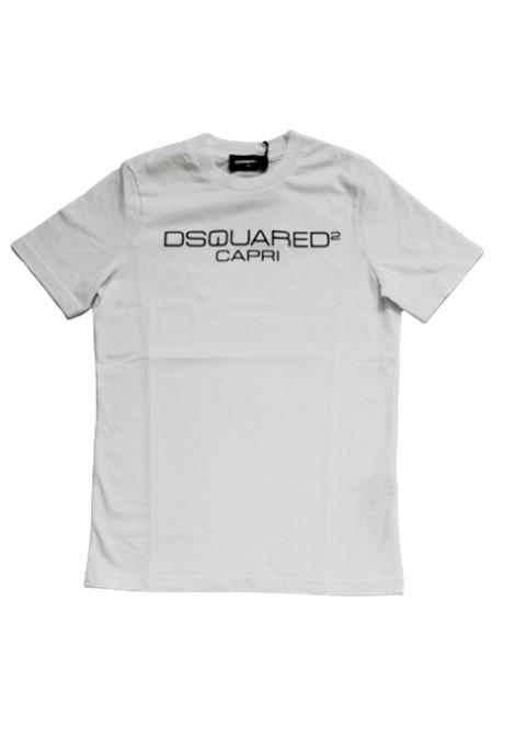 DSQUARED2 | T-shirt | DSQ213BIANCO