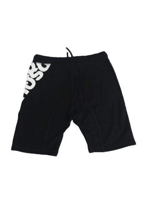 DSQUARED2 | Bermuda pants  | DSQ240NERO