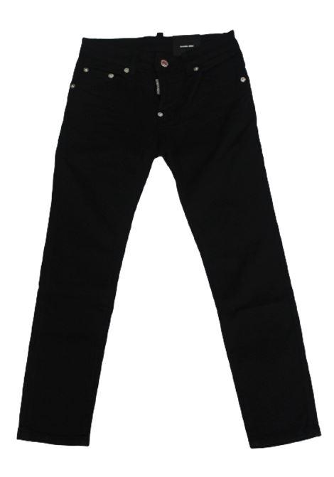 DSQUARED2 | trousers | DSQ244NERO