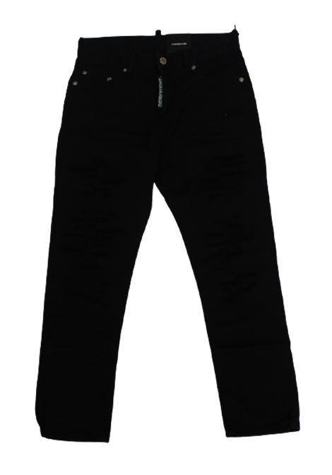 DSQUARED2 | trousers | DSQ245NERO