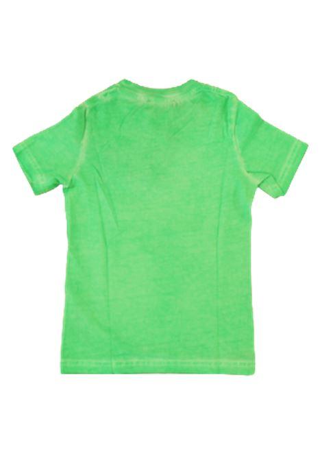 T-shirt Dsquared2 DSQUARED2 | T-shirt | DSQ260VERDE FLUO