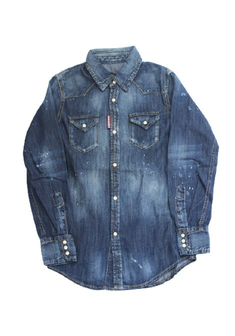DSQUARED2 | shirt | DSQ492JEANS