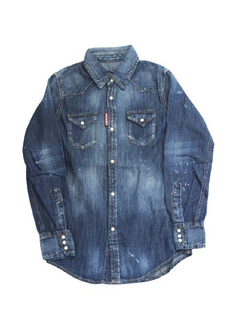 Camicia Dsquared2 DSQUARED2 | Camicia | DSQ492JEANS