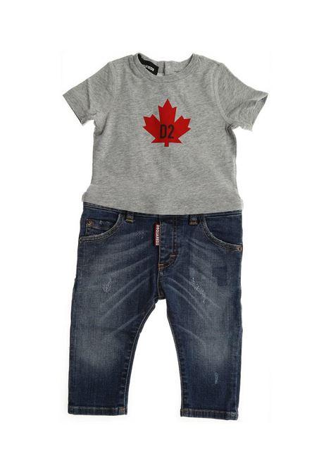 DSQUARED2 | jeans  | DSQ499JEANS GRIGIO