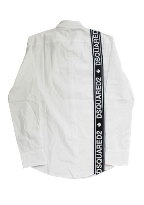 Camicia Dsquared2 DSQUARED2 | Camicia | DSQ509BIANCO