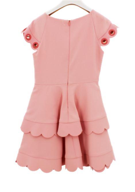 ELISABETTA FRANCHI | Dress | EFAB248ROSA