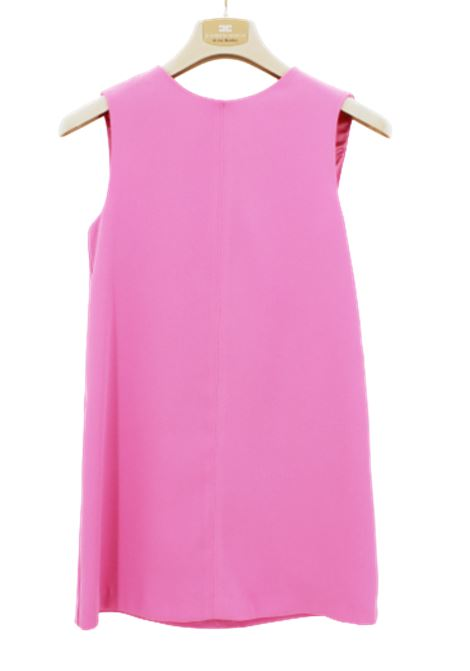 ELISABETTA FRANCHI | Dress | EFAB255ROSA