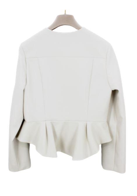 ELISABETTA FRANCHI | jacket | EFGC29BIANCO