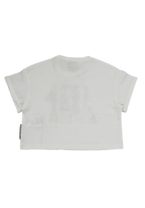 ELISABETTA FRANCHI | T-shirt | EFTS100BIANCO