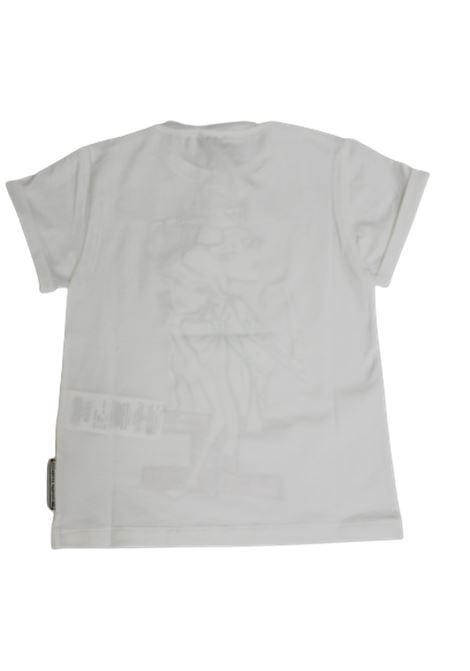 ELISABETTA FRANCHI | T-shirt | EFTS102BIANCO