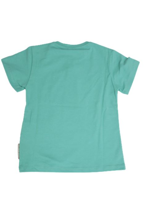 ELISABETTA FRANCHI | T-shirt | EFTS99VERDE ACQUA
