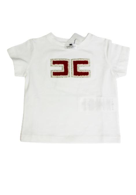 ELISABETTA FRANCHI | T-shirt | EGTS28BIANCO