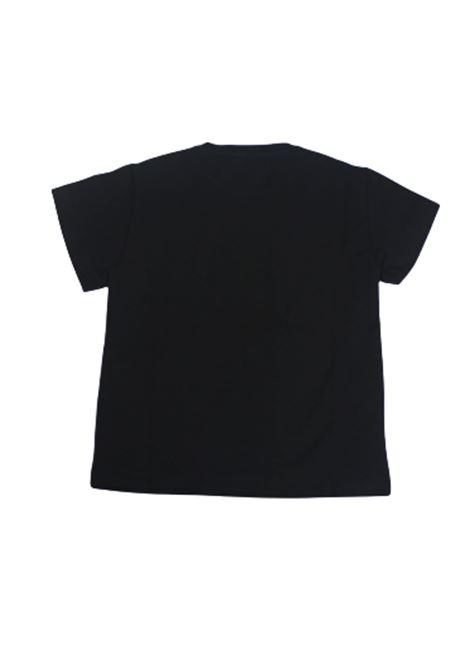 ELISABETTA FRANCHI | T-shirt | ELI14NERO