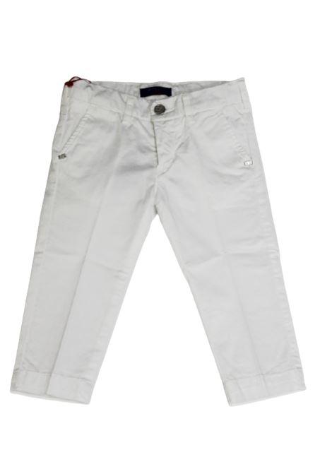ENTRE AMIS | trousers | ENT47BIANCO