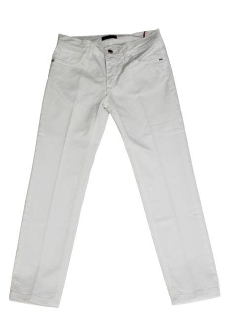 ENTRE AMIS | trousers | ENT67BIANCO