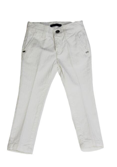 ENTRE AMIS | trousers | ENT68BIANCO