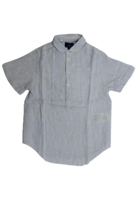 Camicia Fay FAY | Camicia | NDHA238743LRIGA B.CO AZZURRO