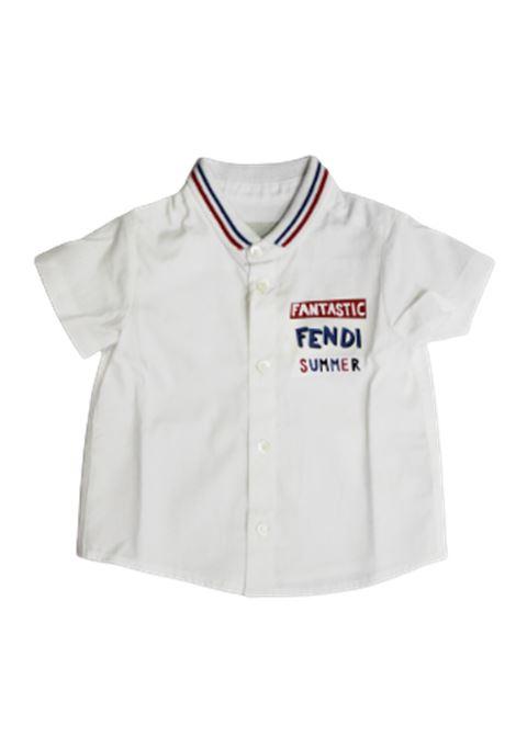 Camicia Fendi FENDI | Camicia | BMC039STJBIANCO