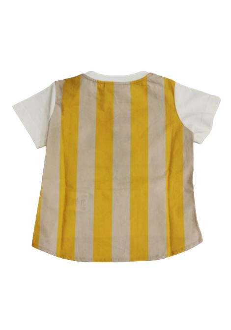 T-shirt Fendi FENDI | T-shirt | BMI123A1UDF0VU8BIANCO